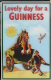 Guinness 3D fridge magnet - Horse & Cart (sg)